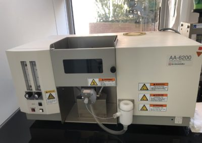CAP LAB ANALYTIQUES AA 6200 1