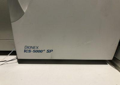 CAP LAB ANALYTIQUES ICS 5000 5