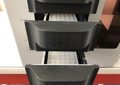 CAP LAB ANALYTIQUES Rack Changer II 5