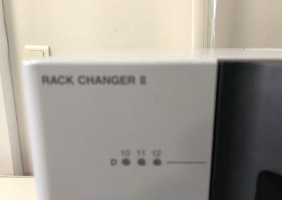 CAP LAB ANALYTIQUES Rack Changer II 8