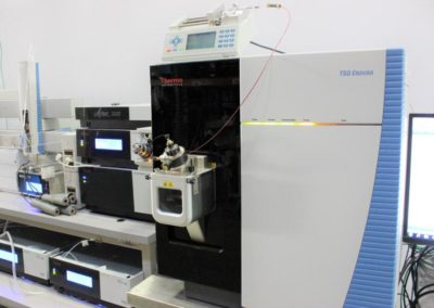CAP LAB ANALYTIQUES UHPLC System 11