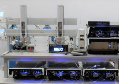 CAP LAB ANALYTIQUES UHPLC System 17