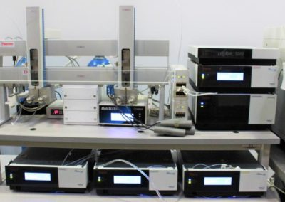 CAP LAB ANALYTIQUES UHPLC System 2