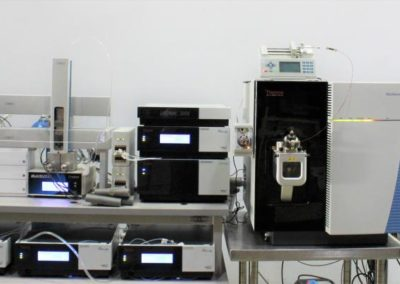 CAP LAB ANALYTIQUES UHPLC System 3