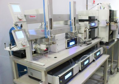 CAP LAB ANALYTIQUES UHPLC System 4