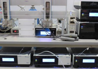 CAP LAB ANALYTIQUES UHPLC System 8