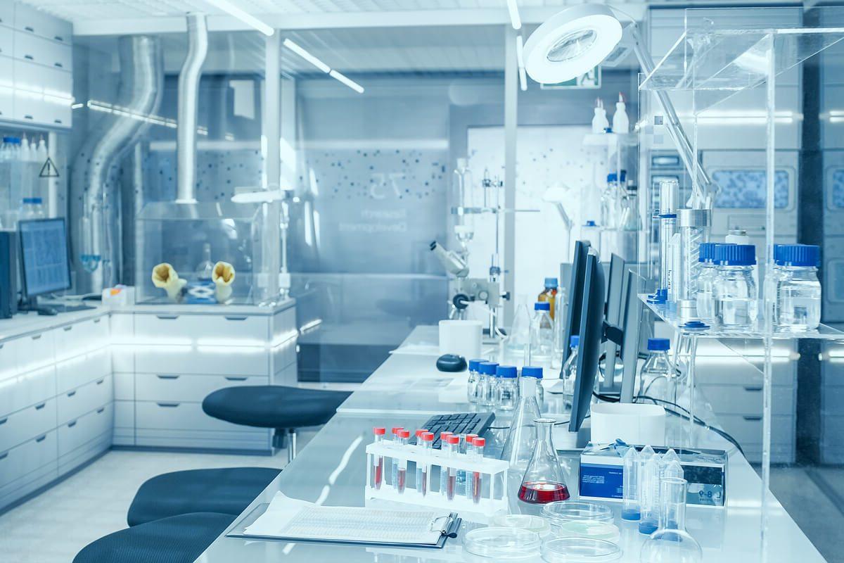 Équipements de laboratoire