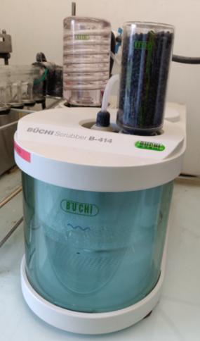 CAP LAB PREPARATION P20050673 Scrubber