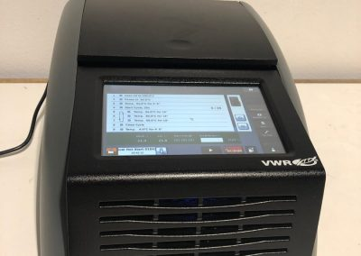 Thermocycleur VWR RISTRETTO - P20040533